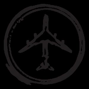 circle airplane 2