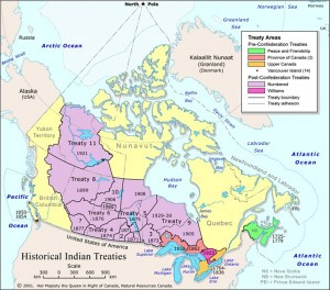 treaty maps