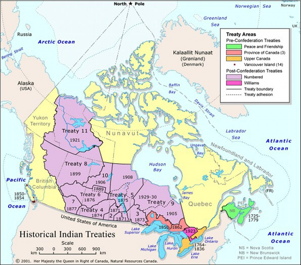 First Nations Treaties More than a Promise Mr Ewerts Class