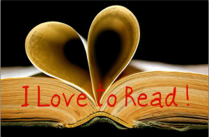 i love to read month